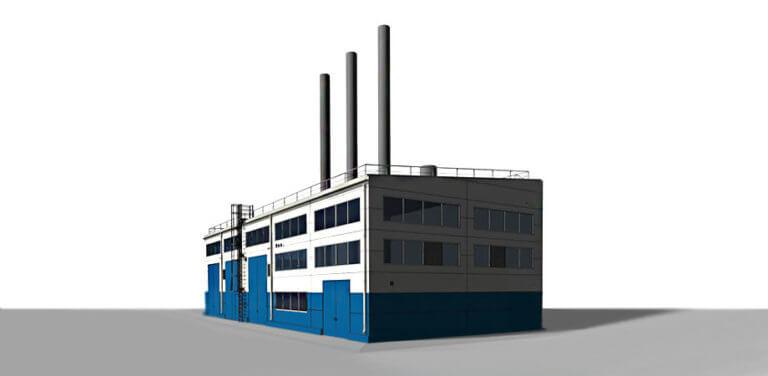 Проектирование газовой котельной мощностью 19,6 мВт