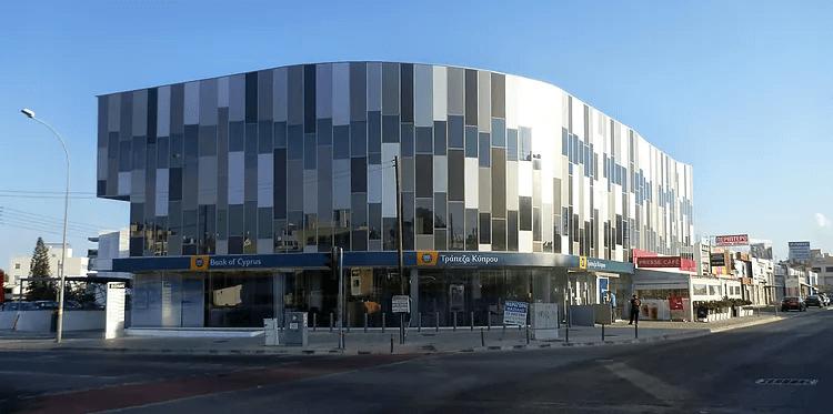 Смена офиса на Кипре